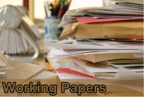 NBER Working Papers